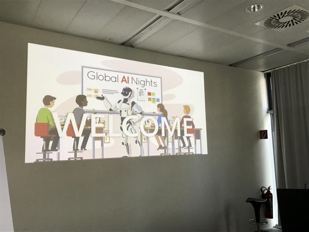 Global AI Night, 5.9.2019, Wien