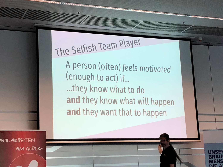 The Selfish Teamplayer (J.B. Rainsberger: The Selfish Team Player)