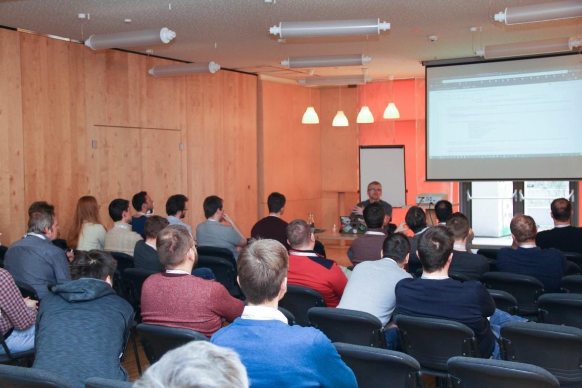 mein Vortrag beim SQL Saturday Vienna 2020